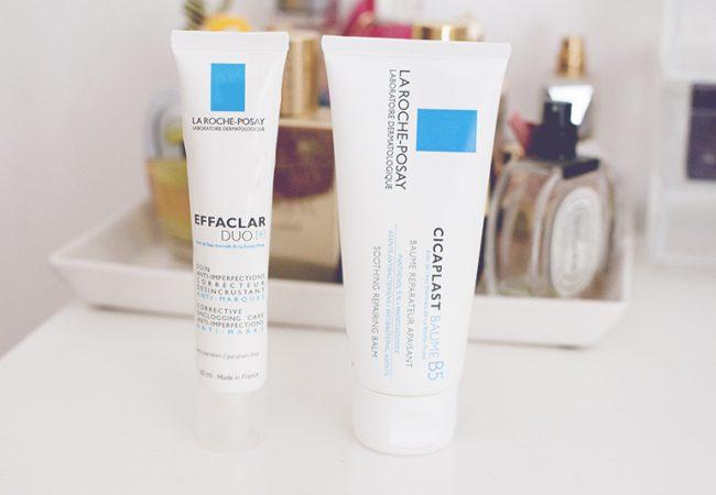 Come sbarazzarsi di acne? Prova Crema Effaclar Duo da La Roche – Posay