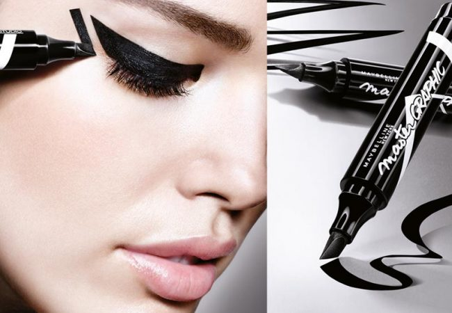 Eye make-up con pennarello! Eyeliner Maybelline Master Graphic.