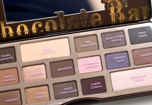 Too Faced Chocolate Bar – tavolozza di cioccolato ombretto