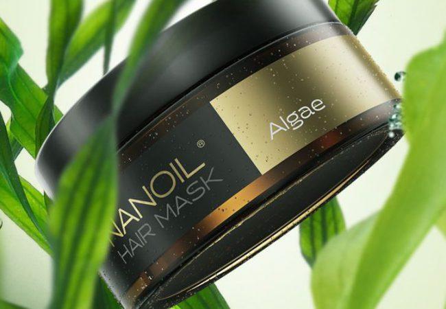 Nanoil Hair Mask con Alga: Il potere marino nella cura dei capelli