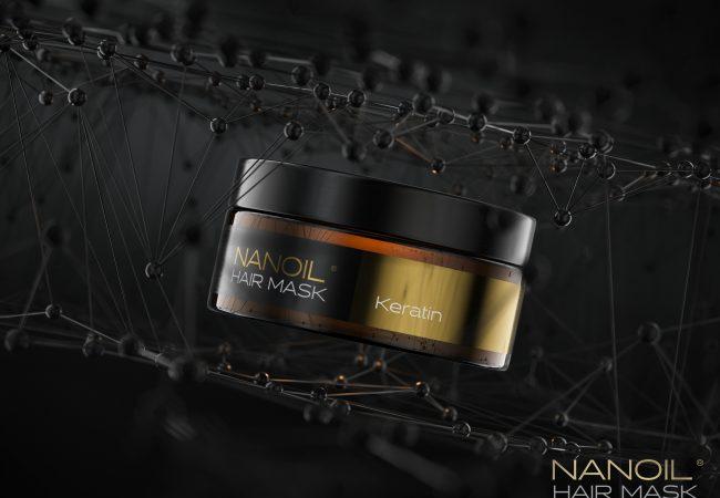 Nanoil Keratin Hair Mask: 5 cose che devi sapere su questa maschera